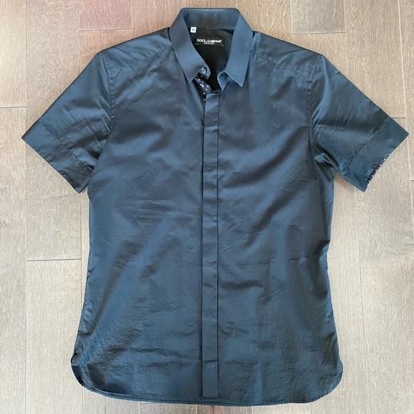 Dolce&Gabbana short sleeve shirt